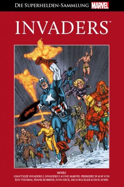 Die Marvel Superhelden Sammlung 62: Invaders