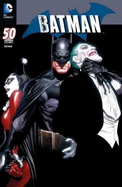 Batman 50 (2012) Comic Con Stuttgart Variant