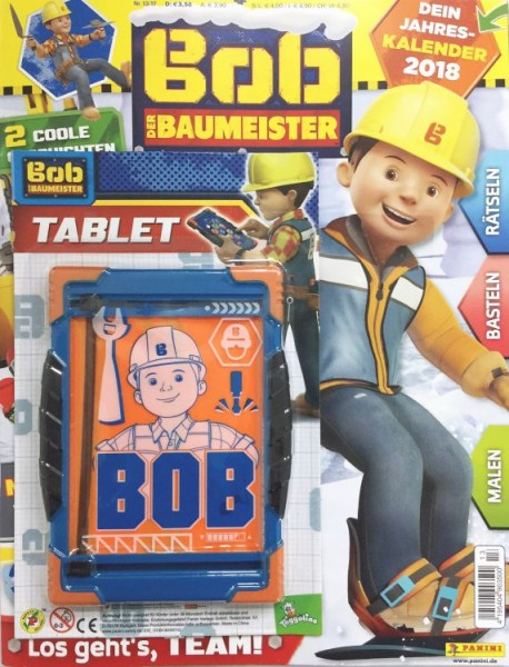 Bob der Baumeister Magazin 13/17