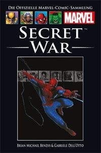 Hachette Marvel Collection 10 - Secret War