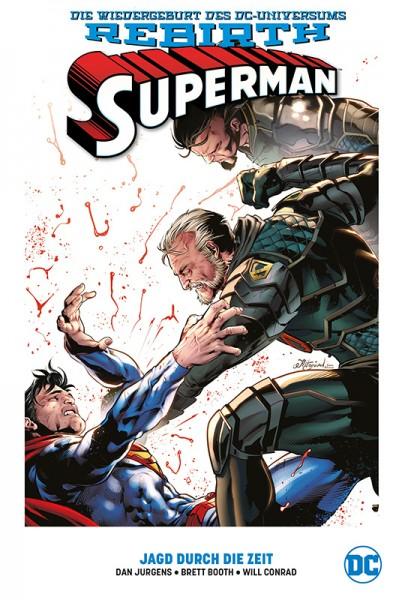 Superman Paperback 6: Jagd durch die Zeit Hardcover