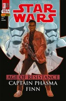 Star Wars 61: Age of Resistance - Captain Phasma & Finn - Comicshop-Ausgabe