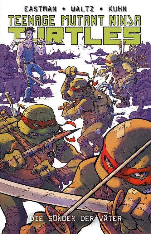 Teenage Mutant Ninja Turtles 5 -...