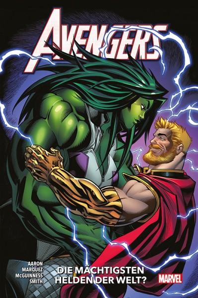 Avengers Paperback 2 Hardcover Cover
