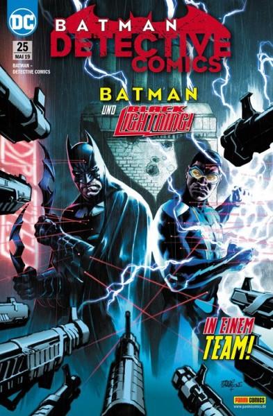 Batman: Detective Comics 25