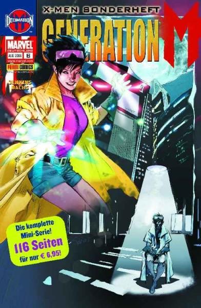 X-Men Sonderheft 6: Generation M