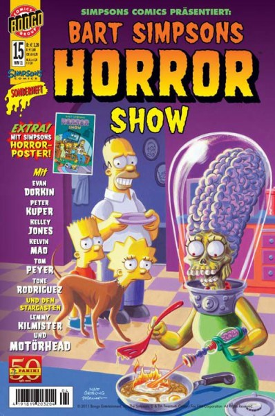 Bart Simpsons Horror Show 15