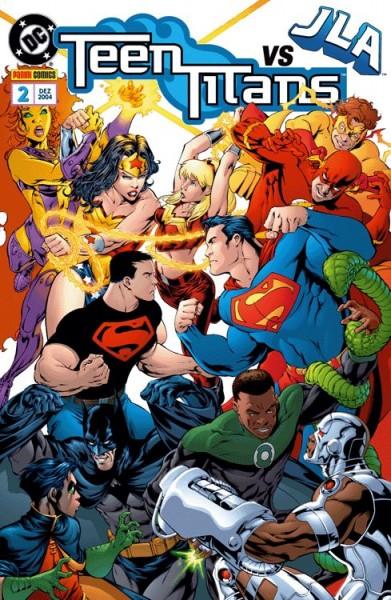 Teen Titans Sonderband 2: Kampf der Titanen!