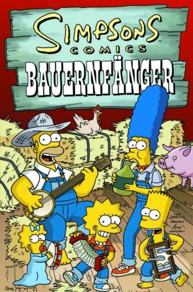 Simpsons Sonderband 14: Bauernfänger