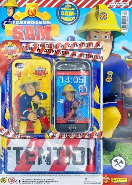 Feuerwehrmann Sam 07/20 Cover mit Exttra