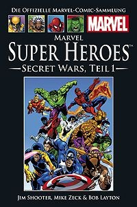 Hachette Marvel Collection 38: Marvel Super Heroes - Secret Wars 1