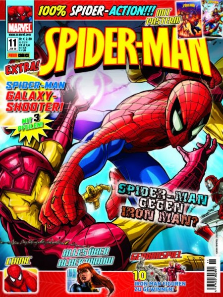 Spider-Man Magazin 11