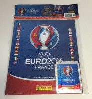 UEFA Euro 2016 Sticker Kollektion - Starter Set 3