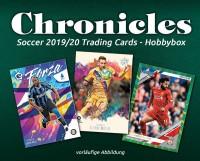 Chronicles Soccer 2019-20 Trading Cards - Hobbybox - vorläufige Abbildung