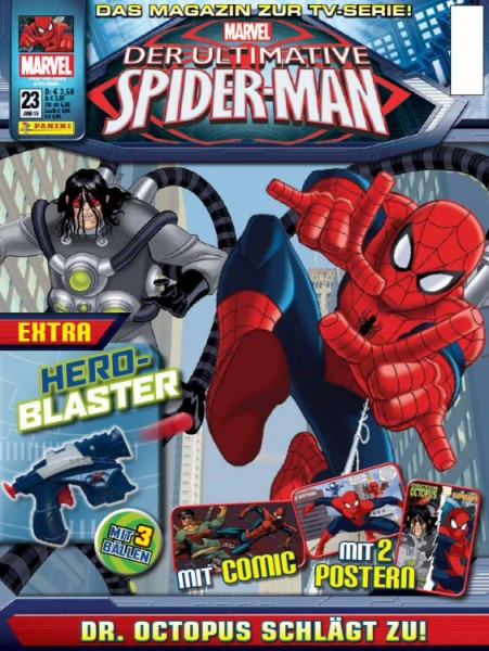 Der ultimative Spider-Man - Magazin 23