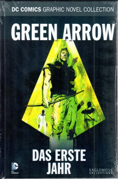 Eaglemoss DC-Collection 46: Green Arrow - Das erste Jahr