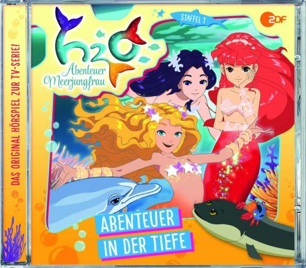 H2O - Staffel 1, Vol. 3: Abenteuer in der Tiefe