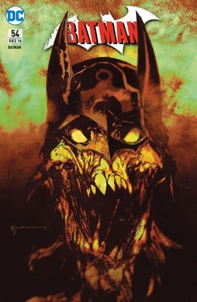Batman 54 (2012) Variant - Vienna Comic Con