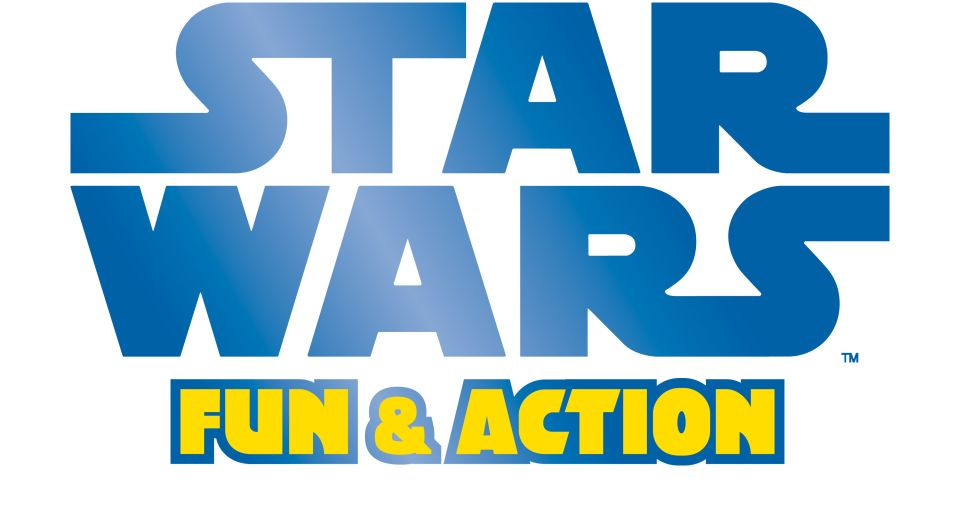 Star Wars Fun and Action Magazin