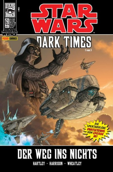 Star Wars 61: Dark Times 1