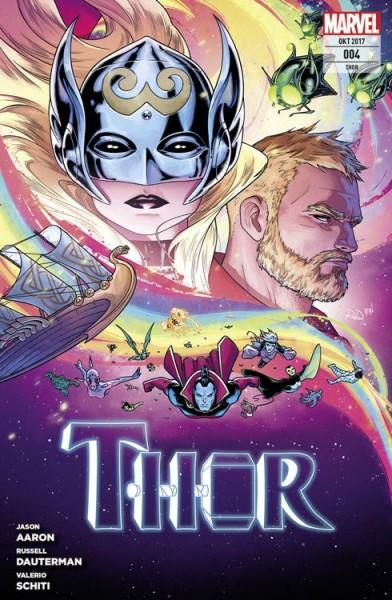 Thor 4: Krieg gegen die Shi'ar