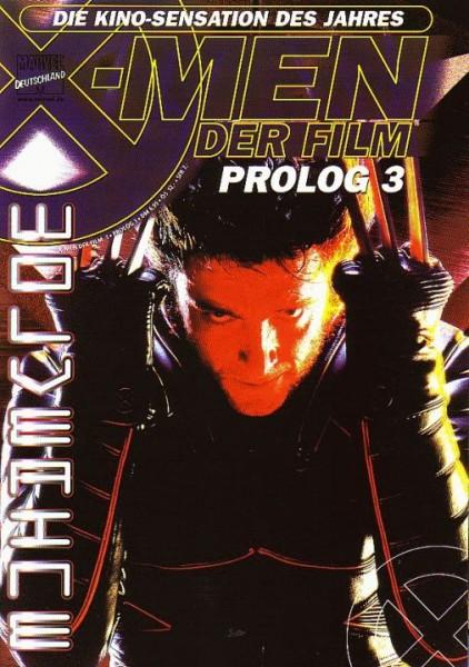 X-Men der Film: Prolog 3