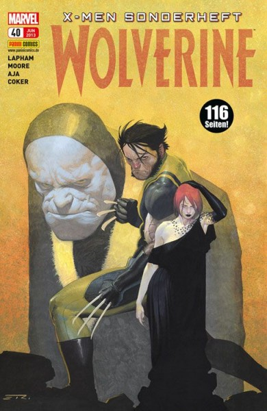 X-Men Sonderheft 40: Wolverine