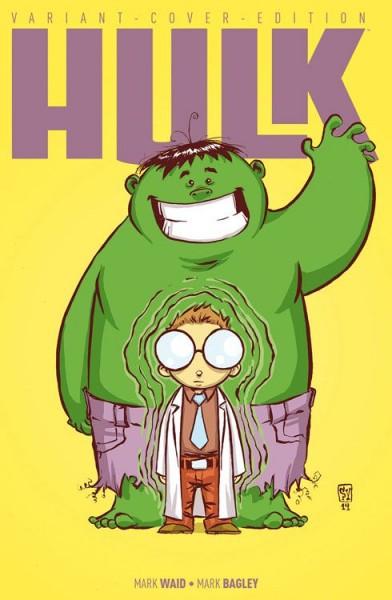 Hulk Sonderband 1 Variant