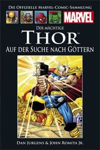 Hachette Marvel Collection 24: Der mächtige Thor: Auf der Suche nach Göttern