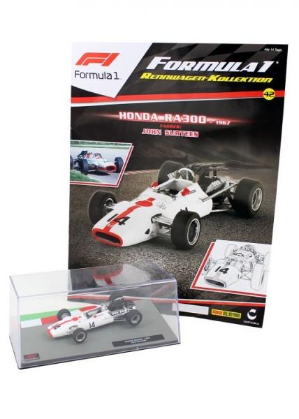 Formula 1 Rennwagen-Kollektion 42: John Surtees (Honda RA300)