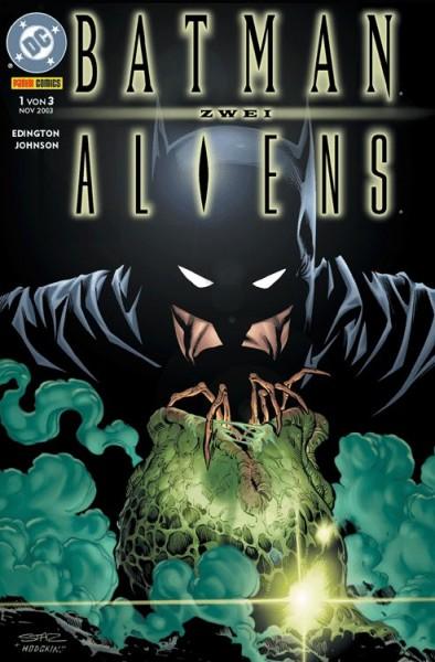 Batman/Aliens II: Band 1