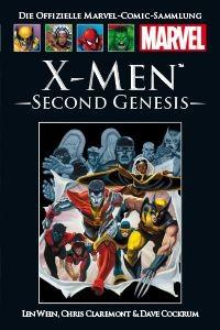 Hachette Marvel Collection 64: X-Men - Second Genesis