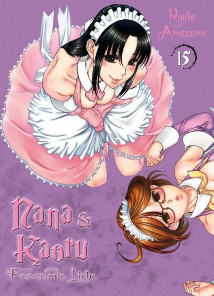Nana & Kaoru - Fesselnde Liebe 15