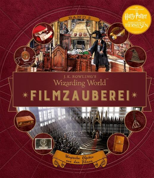 Harry Potter: Filmzauberei 3 - Magische Objekte aus den Filmen Cover