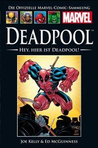 Hachette Marvel Collection 14: Deadpool - Hey, hier ist Deadpool!