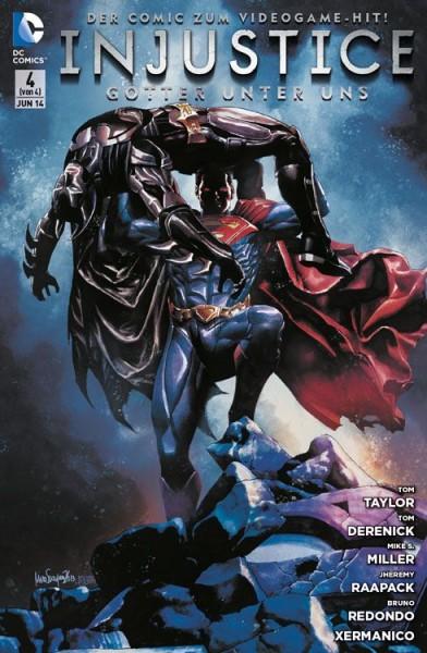 Injustice: Götter Unter Uns 4