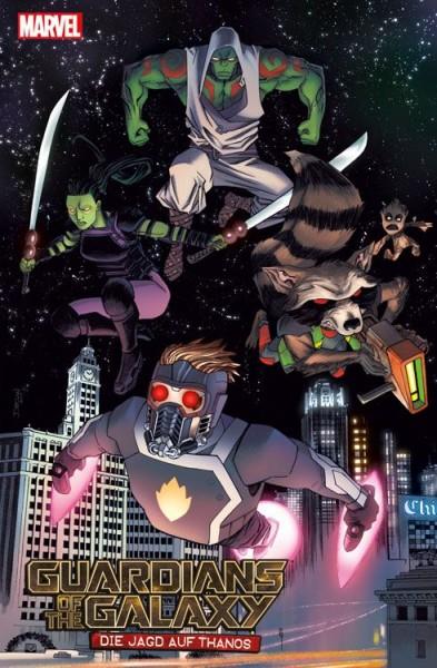 Guardians of the Galaxy: Die Jagd auf Thanos