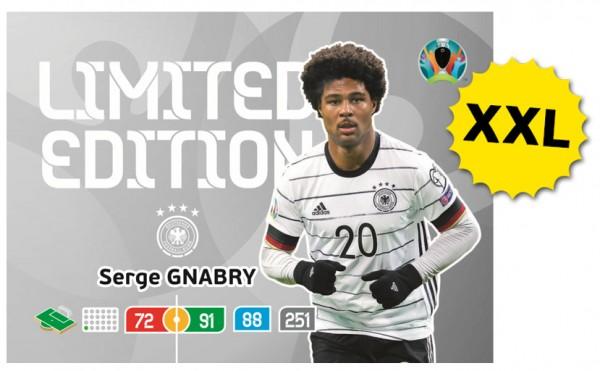 Euro 2020™ XXL-LE-Card: Serge Gnabry (Deutschland)