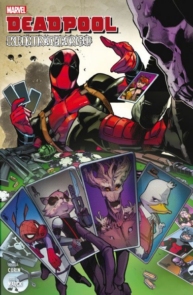 Deadpool: Kriminaltango