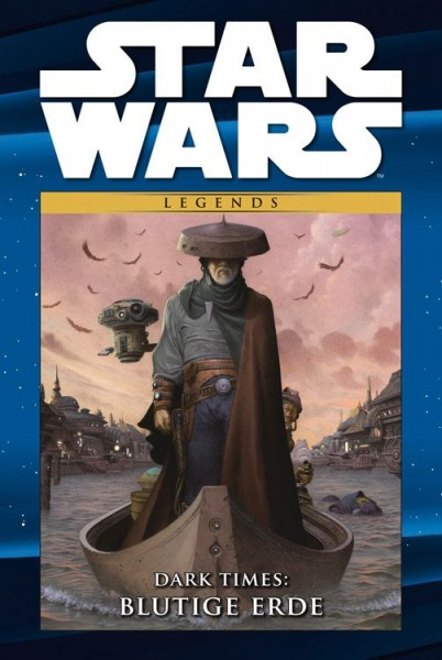 Star Wars Comic-Kollektion 10: Dark Times - Blutige Erde