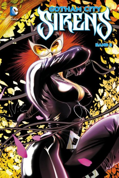 Gotham City Sirens 3 Hardcover