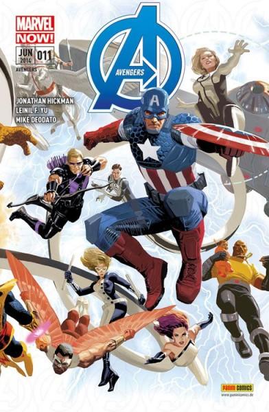 Avengers 11 (2013)