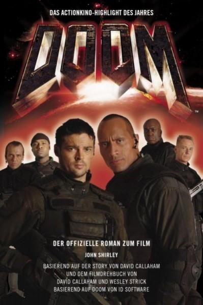 Doom - Der offizielle Roman zum Film