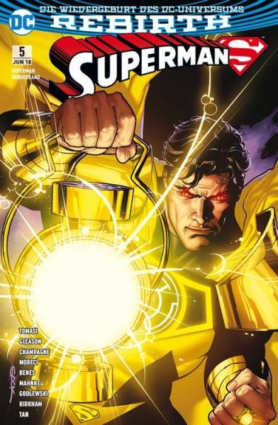 Superman Sonderband 5: Die Macht der Furcht