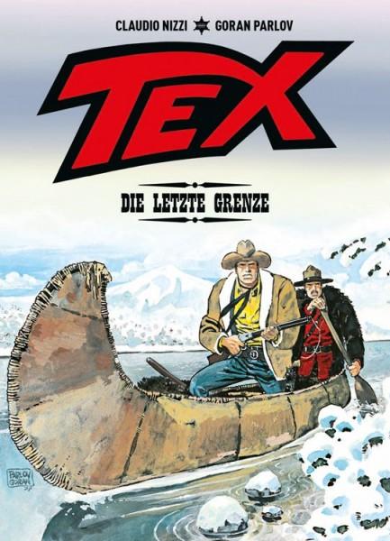 TEX: Die letzte Grenze
