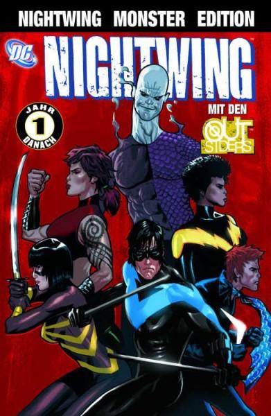 Nightwing Monster Edition 1