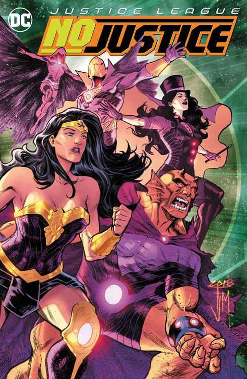 Justice League: No Justice 2 Variant