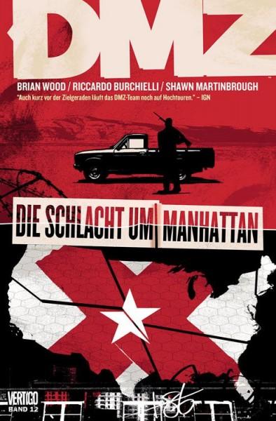 DMZ 12: Die Schlacht um Manhattan