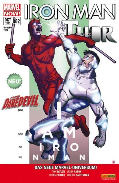 Iron Man/Thor 2