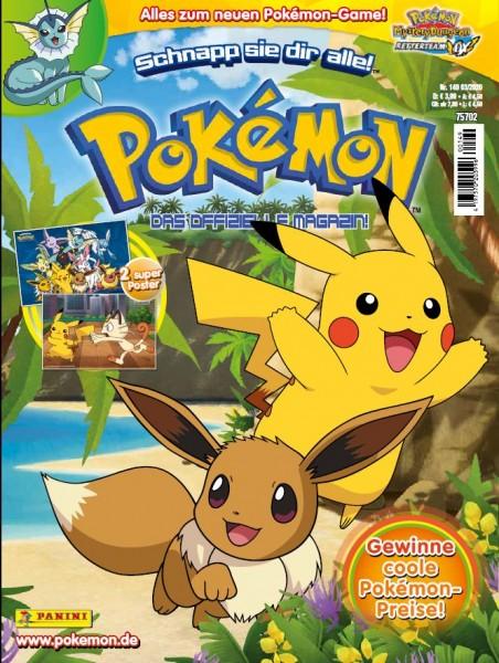 Pokémon Magazin 149